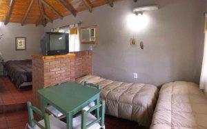 Cabaña para 2 a 4 Personas en General Alvear Mendoza